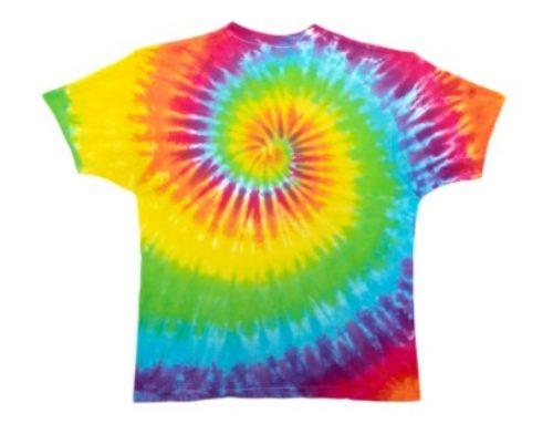 (05) T-Shirt mit Batikfarben designen