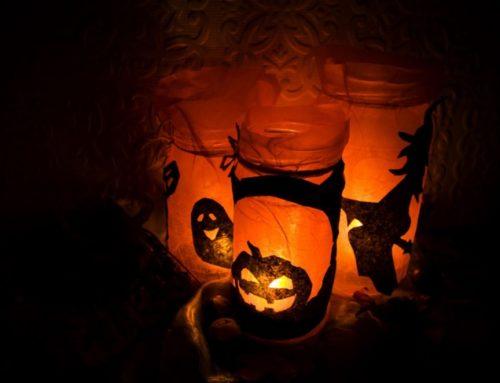 (03) Halloween-Lichter